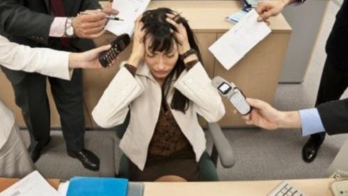 Effetti dello Stress: Attenzione!