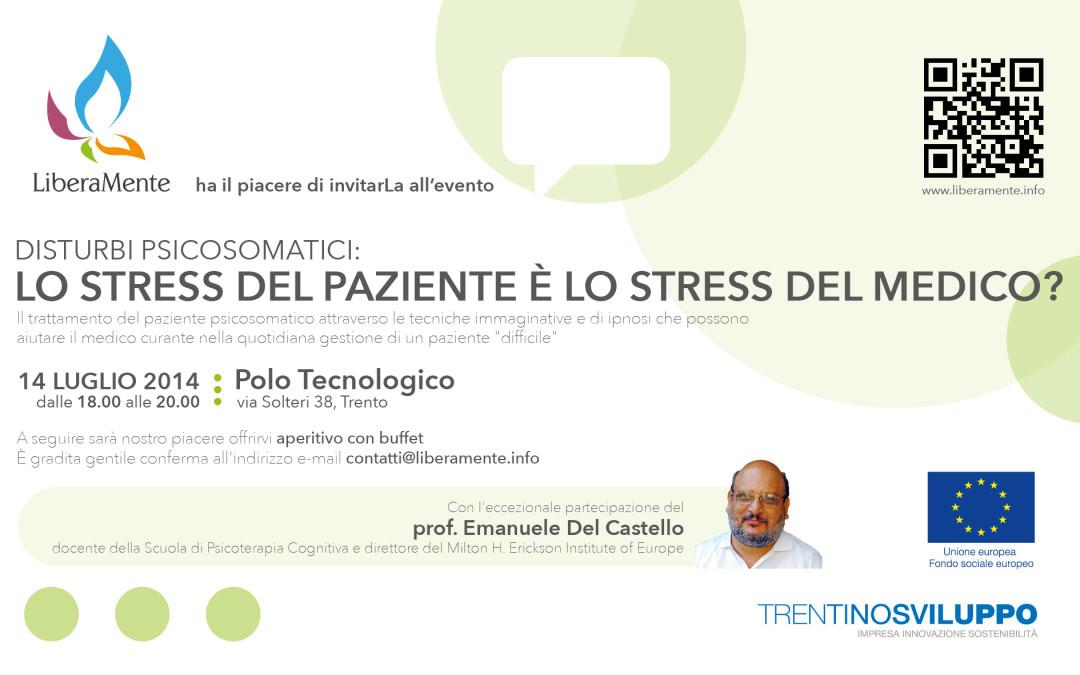 Stress? No, grazie!