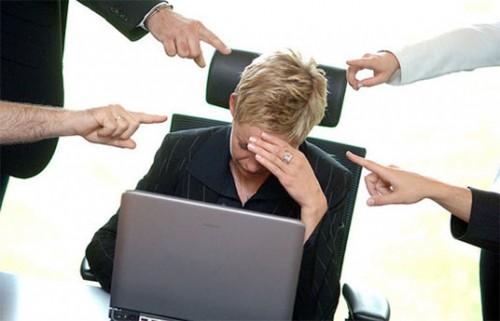 Mobbing sul lavoro e stress da lavoro correlato